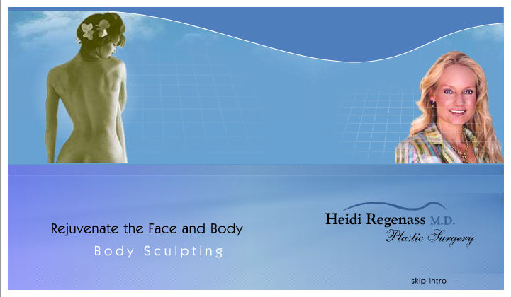 VIEW Heidi Regenass M.D.