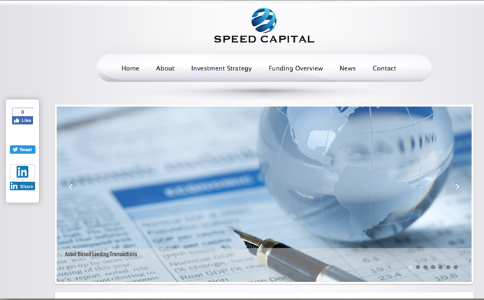 VIEW Speed Capital