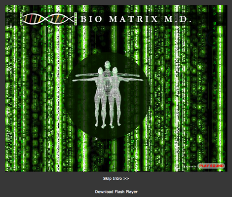 VIEW Bio Matrix M.D.
